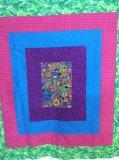 Sample Lavender Lap Quilts