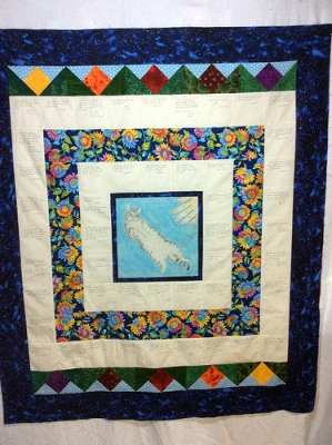 Community Quilt For swampyankee