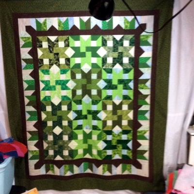 Community Quilt For JeffW