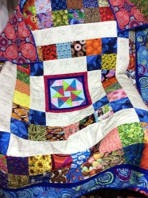 Community Quilt For gchaucer2