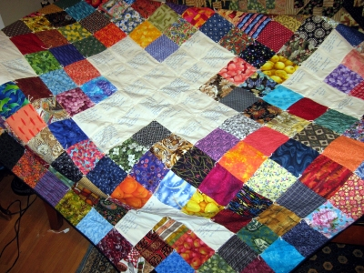 Community Quilt For Fredrick Clarkson
