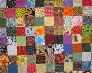 Community Quilt For Theodore Olbermann