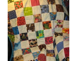 Community Quilt For stumpy