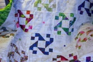 Community Quilt for mango