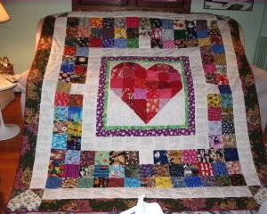 Community Quilt For Nurse Kelley