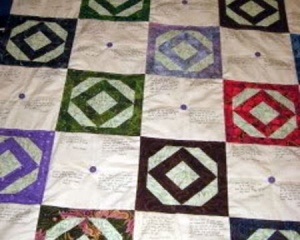 Community Quilt For Patriot Daily News Clearinghouse