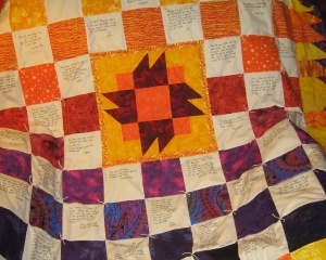Community Quilt For Oke