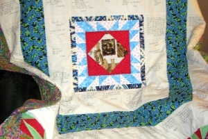 Community Quilt For Phil N DeBlanc