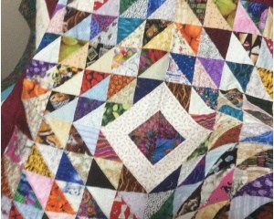 Community Quilt For Joel Silberman