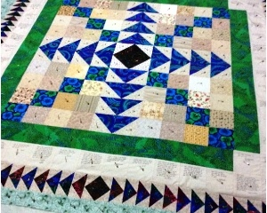 Community Quilt for Leslie Salzillo