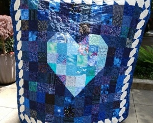 Community Quilt For Tree of Life Synagogue