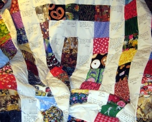 Community Quilt For Keith Obermann