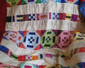 Community Quilt For Melody Townsel